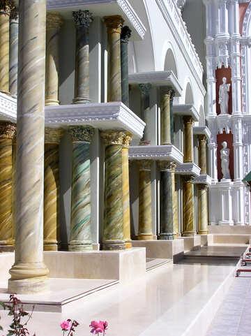 Decorative columns №20836