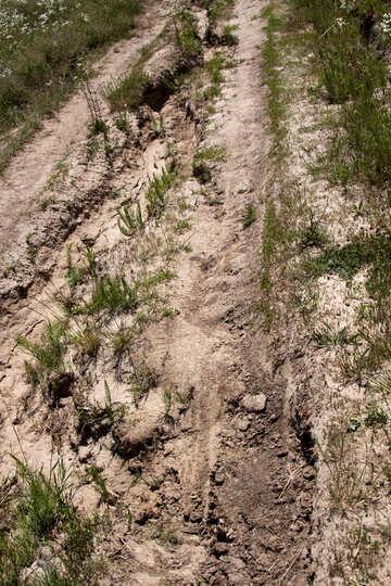 Damaged roads №20021