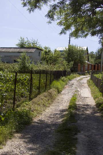 Village road №20034