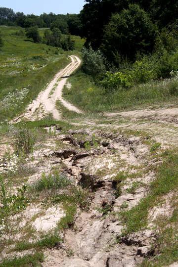 Abandoned road №20002