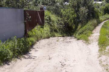 Rural crossroads №20043