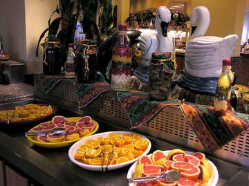 Fruit Buffet №20794