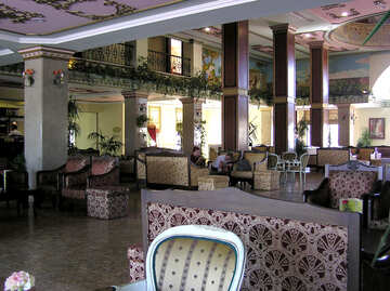 Hotel in classic style №20929