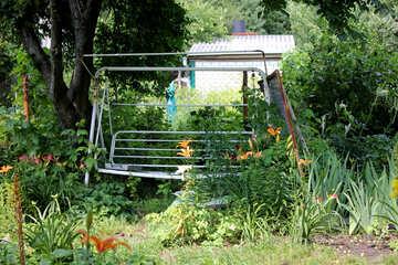Altalena giardino №20632