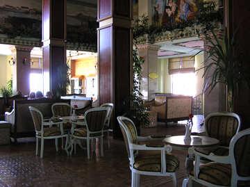 Interior design in classic style №20934