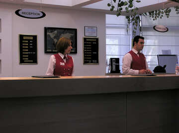 Hotel manager №20731