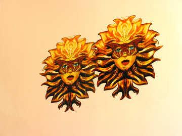 Venetian masks №20827