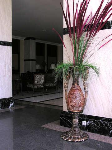 Chinese floor vase №20777