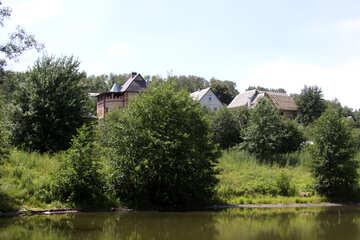 Casa de verano en el lago №20256