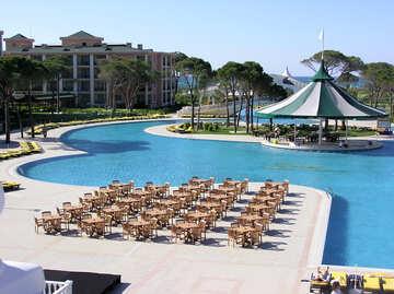 Turkish swim pool №20916