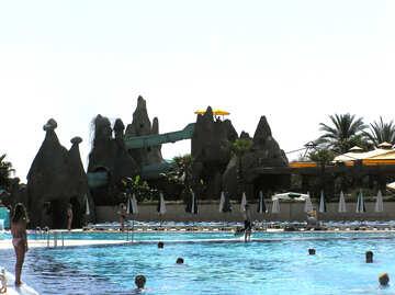 Menschen im pool №20762