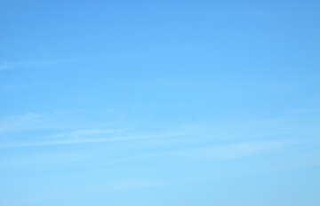Clear sky №20213