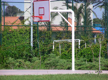 Basketball Court №20859