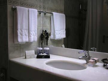Bathroom in hotel №20692