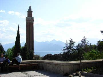 Vista del minareto №20996
