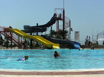 Water slides №20717
