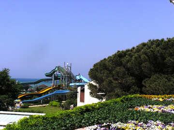 Water slides №20734