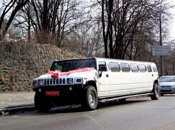 Wedding limousine №20390