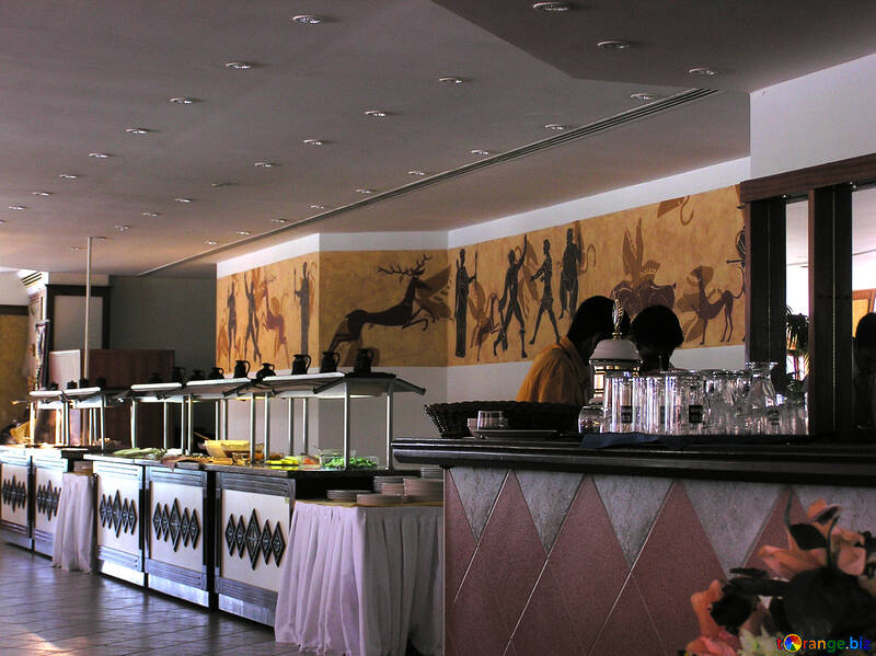 Sala da pranzo design №20743