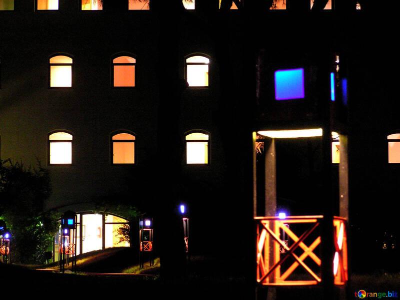 Light in the windows №20808