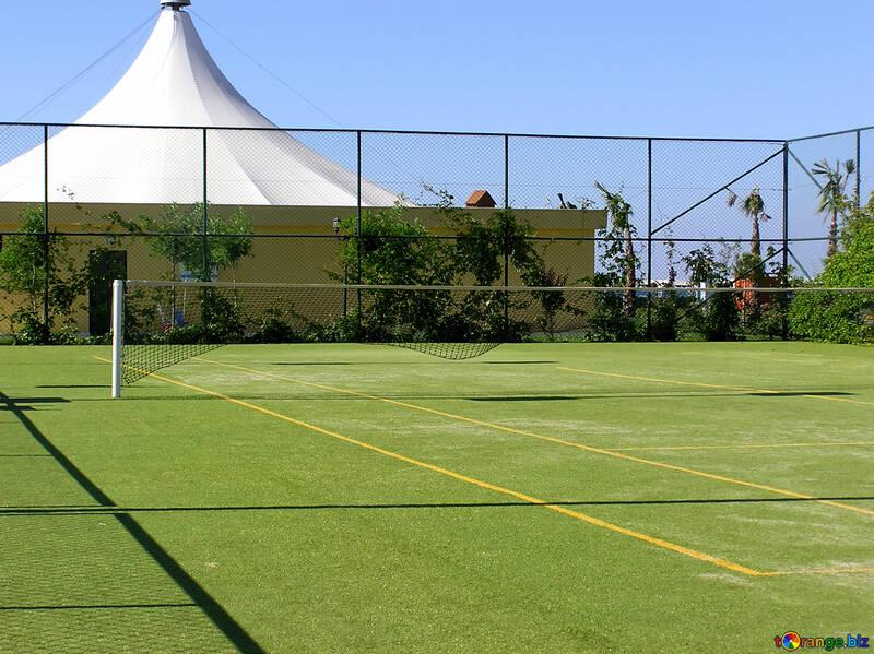 Tennis court №20885