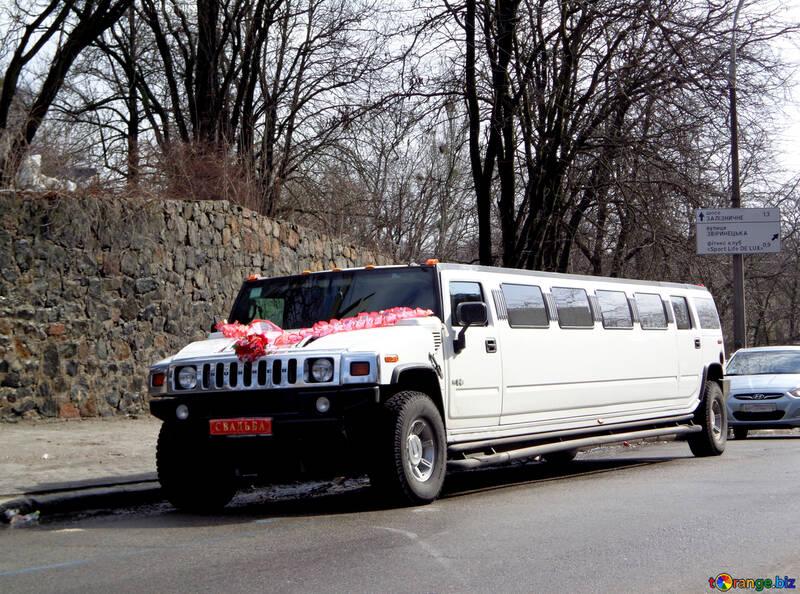 Limousine de mariage №20390