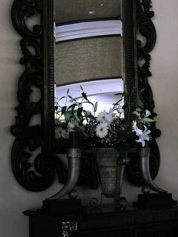 Antique mirror №21071