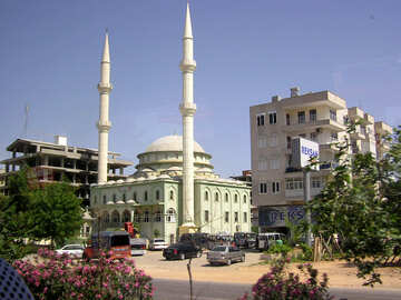 Mosque №21192