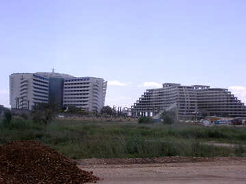 Construction of hotels №21066