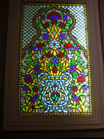 Stained-glass window №21750
