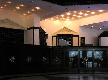 Hotel reception №21218