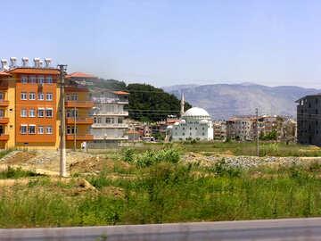 Entlang der Straße in der Türkei №21798