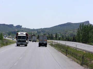 Road closed for repairs №21810