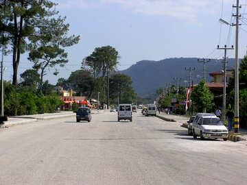 Türkische Straße №21135
