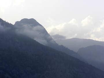 Mountain peaks №21120