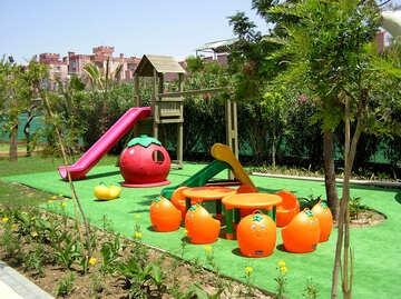 Playground for children №21705
