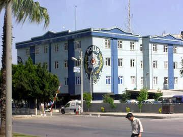 Polizeistation №21190