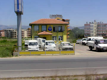 The police station in Turkey №21797