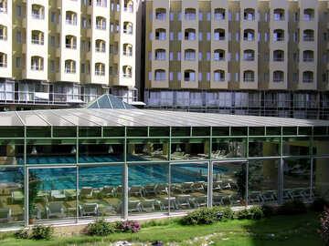 Indoor swimming pool №21675