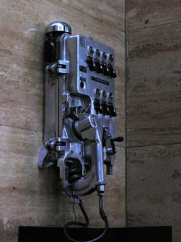 Schiffs-Telefon №21045