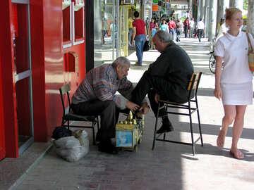 Shoeshine №21004