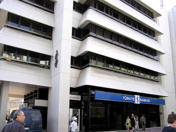Türkische Bank №21003
