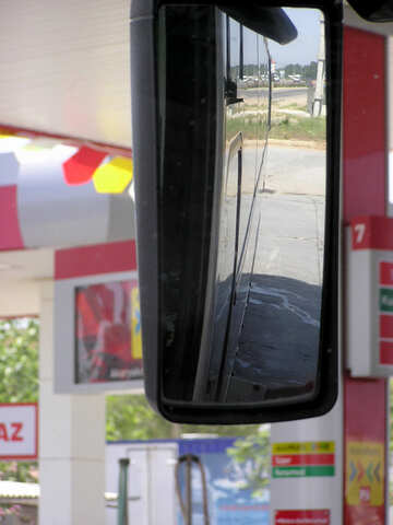 Bus Spiegel №21214
