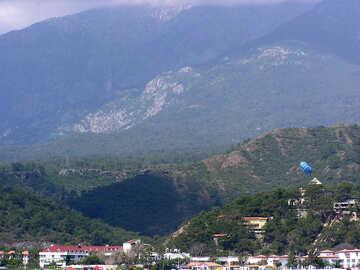 Costa in montagna №21941