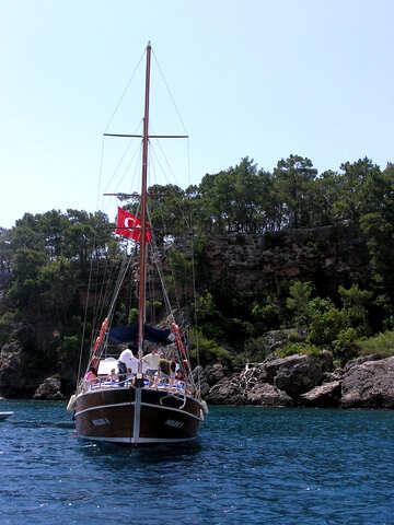 Escursione su yacht №21932