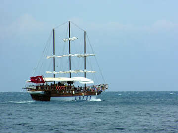Tour su yacht in Turchia №21927