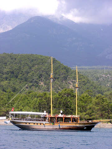 Turco yacht №21936