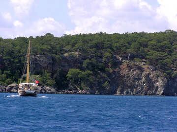 Yacht Island №21940