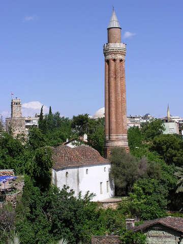 Yivli Minaret Antalya №21021