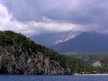 Mare e montagna №21939